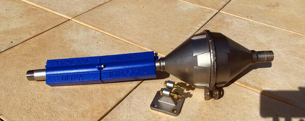 Fractal Water Ultra Imploder